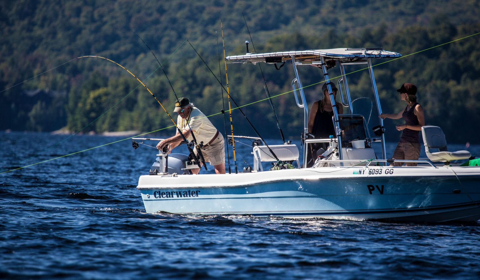 Go fish 10 reasons to drop a line in tupper lake for Freshwater fishing ny