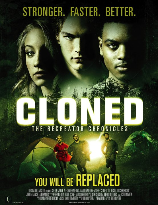 Tupper Lake was the filming location for the 2012 sci-fi Cloned:The Recreator Chronicles