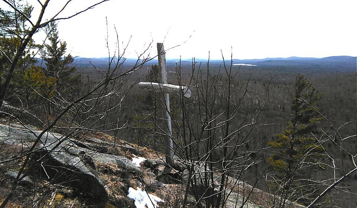 Coney Mountain Cross (Photo Credit: Debbie Meyer)