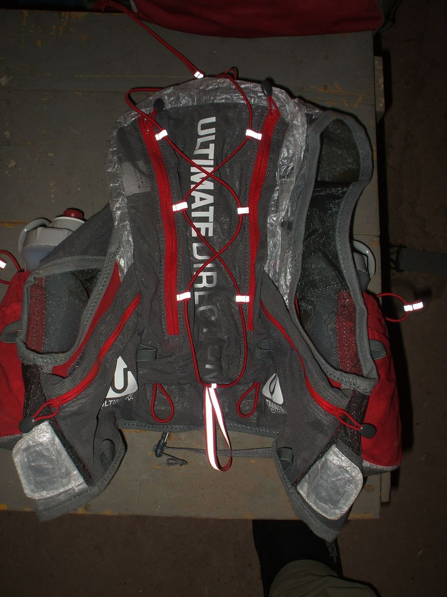 Sample Trail Running Pack