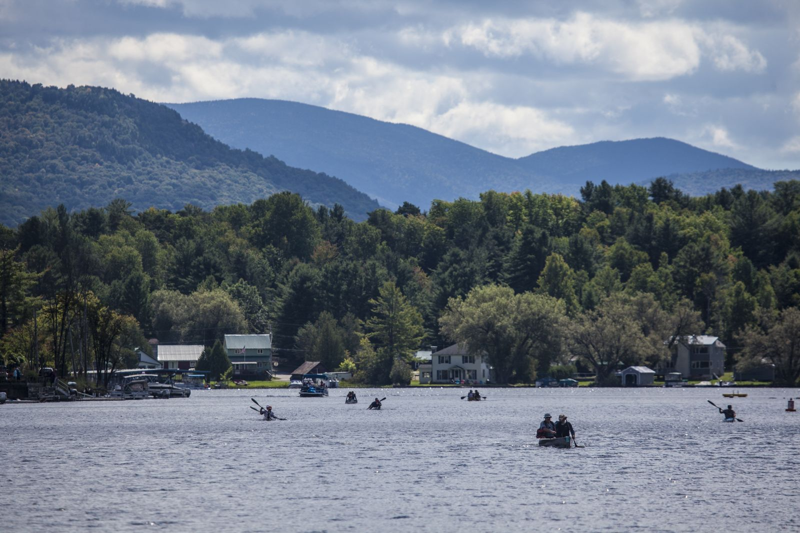 Young, old, and everyone in between - this race is truly an Adirondack tradition!
