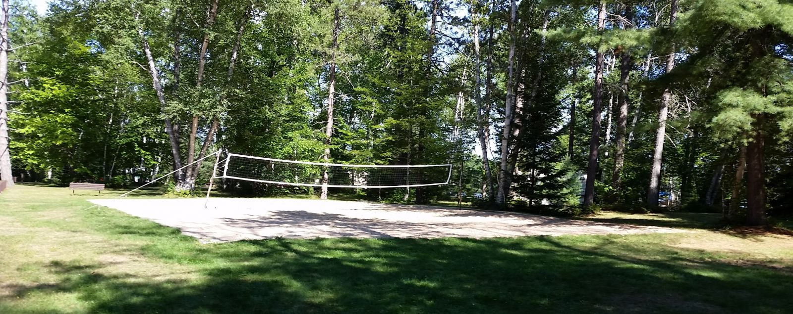 Anyone for Volleyball?