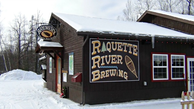Requette River Brewing: small place, big taste!
