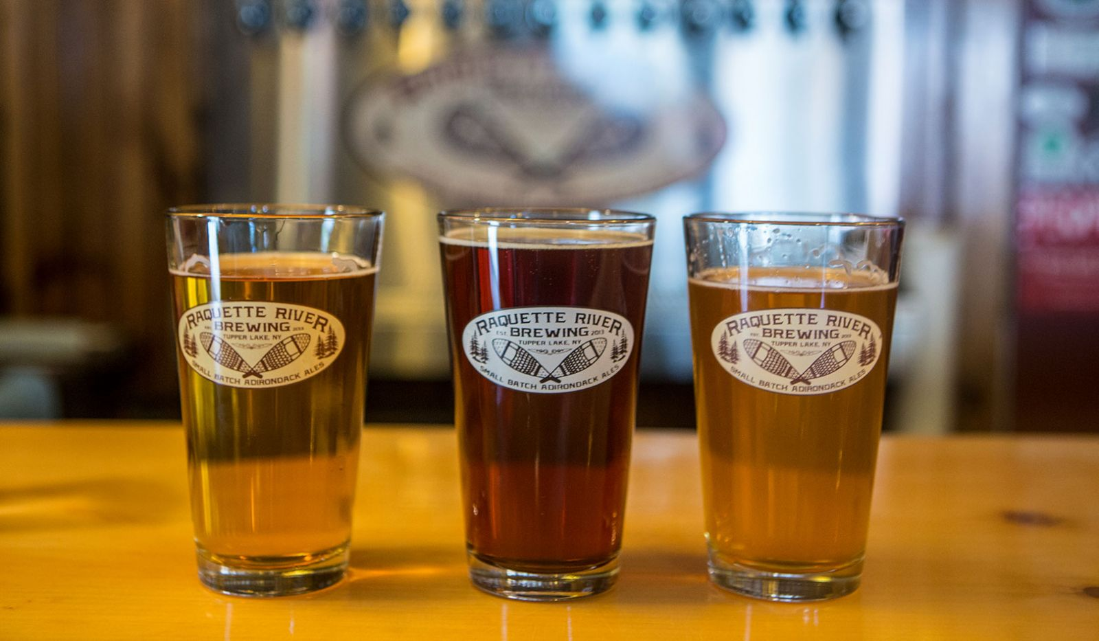 "Big Tupper Brewing & Raquette River Brewings are two ""must visits."""