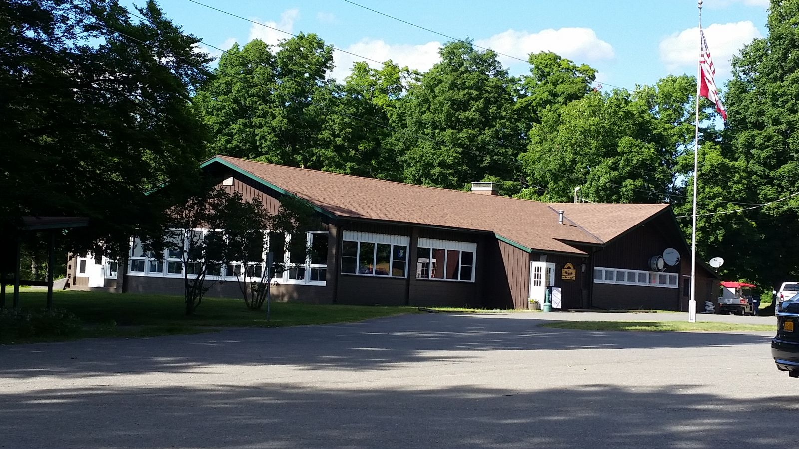 The Tupper Lake Country Club is a great place to start!