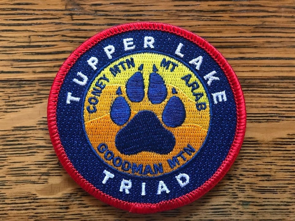 The canine triad patch