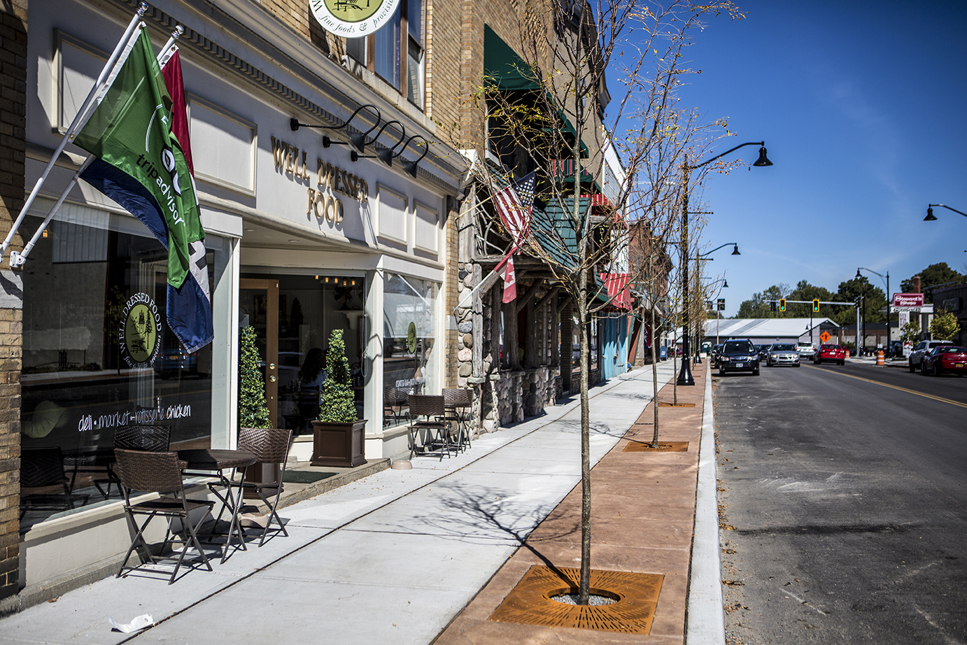 Park Street Has A New Look!
