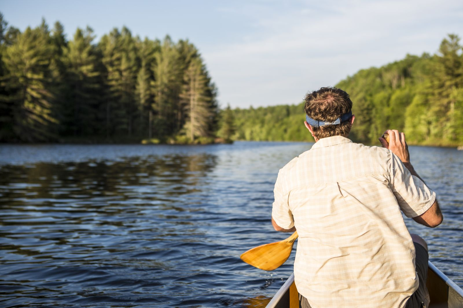 Early Summer Paddling