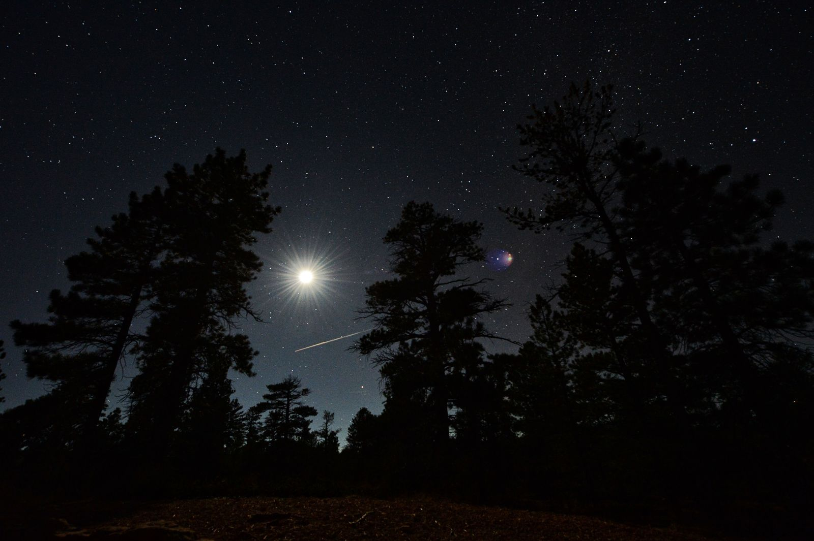 Wish Upon a Star | Tupper Lake, Adirondacks