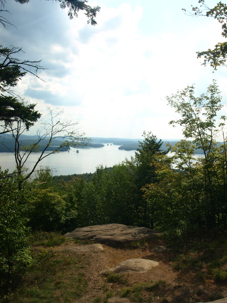 View from Bear Mountain