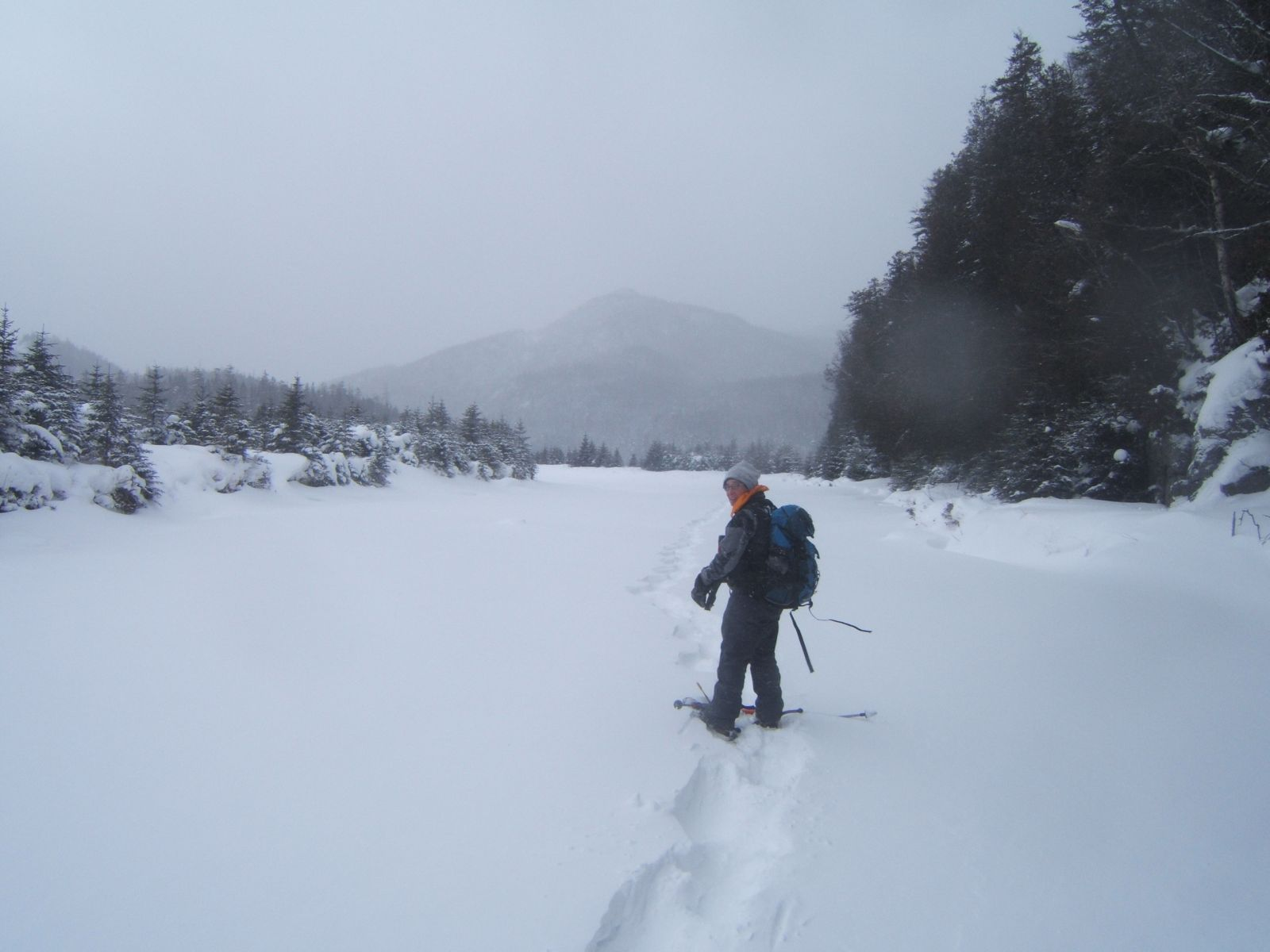 What kind of snowshoeing are you planning on doing?