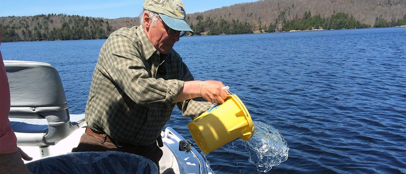 Fish Stocking Big Tupper Lake | Tupper Lake, Adirondacks